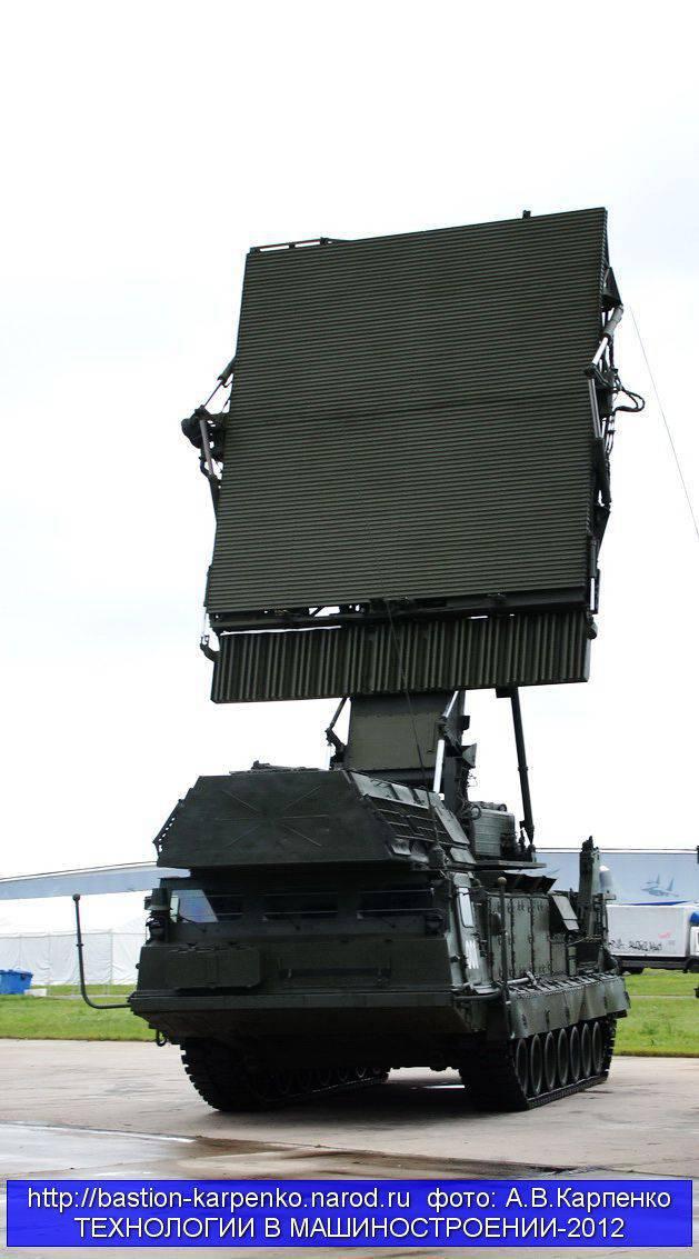 """対空ミサイルシステムC-300BM """"Antey-2500"""""""