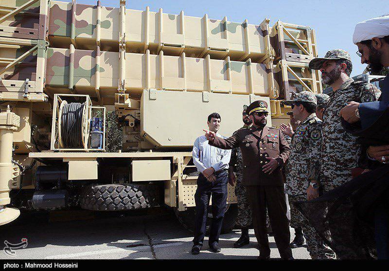 New radar stations developed in Iran