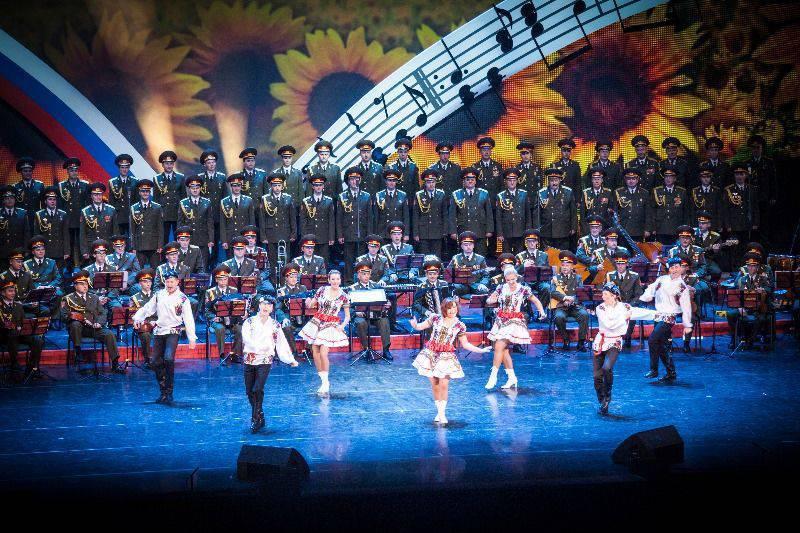 """En Estonie, a déclaré que la tournée de l'ensemble de chant et de danse im.Aleksandrova """"menace la sécurité du pays"""""""