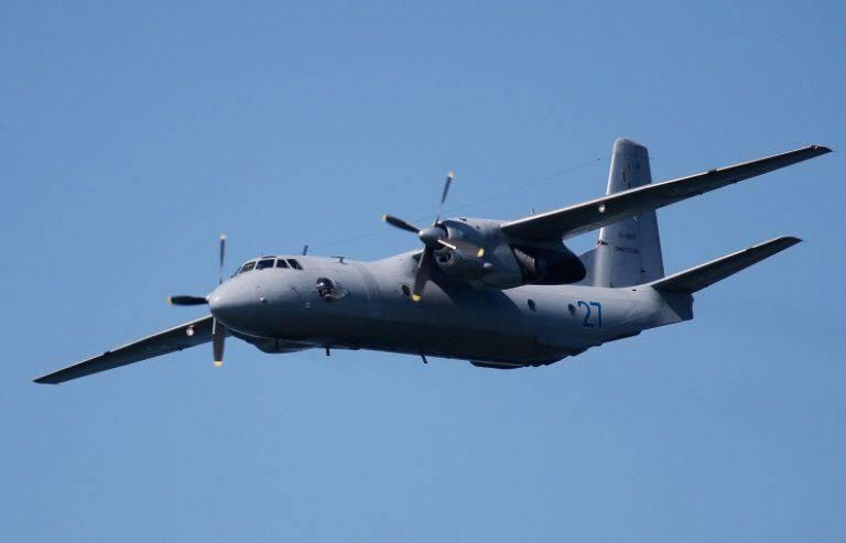 ZVO에서는 수송 용 항공 연대의 가르침이 시작되었습니다.