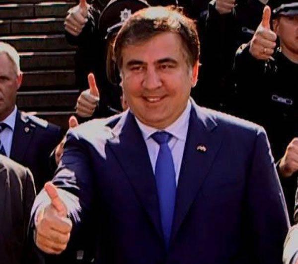 Ukrayna, Mikhail Saakashvili'yi başbakan olarak atamayı teklif etti