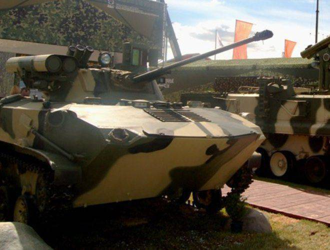 Modernized BMD-2 will still serve as Russian airborne troops