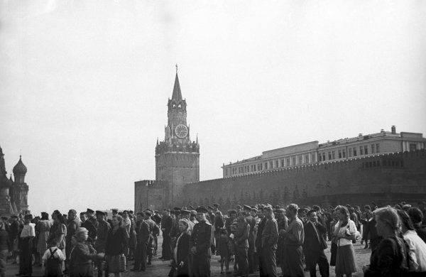 Victory Parade ad Harbin