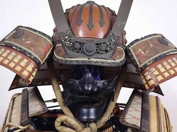 Kask Kabuto ve maskeler Meng-gu (birinci kısım)