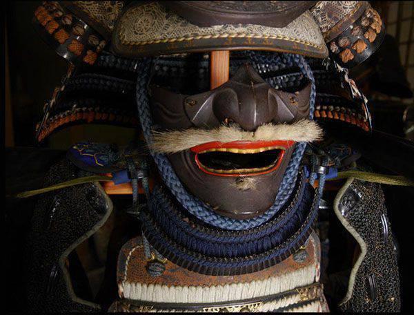 Шлем Кабуто и маски Мэн-гу (часть первая)