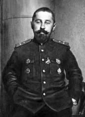 러시아 잠수함 함대의 개척자. 세르게이 니콜라비치 블라 세 예프