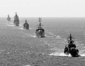 US decided to dictate the rules of the Black Sea
