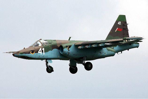 Belarus Hava Kuvvetleri, Rusya Federasyonu bölgesinde Birliğin Kalkanı çalışmalarına katılacak