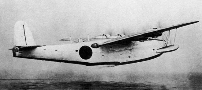 II. Dünya Savaşı'nın en iyi dört motorlu deniz uçağı