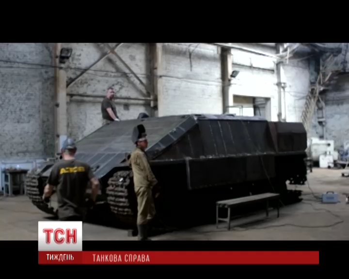 """In the regiment """"Azov"""" developed a """"new"""" model of armored vehicles"""