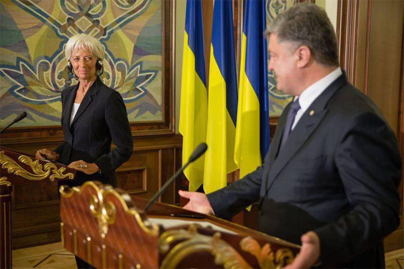 Il capo del FMI ha dichiarato di essere rimasto colpito dal progresso dell'economia ucraina