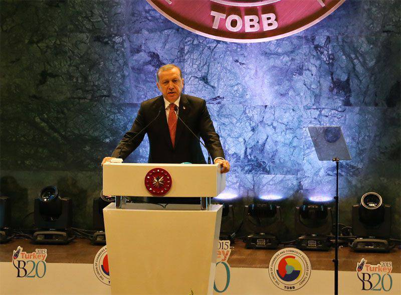 Erdogan said that the country's army destroyed more than 2 thousands of representatives of the Kurdish Workers Party in Iraq and Turkey itself