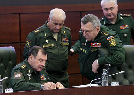 중앙 군사 구역 군대의 전투 준비 태세와 민간 부서 및 행정부의 작업에 대한 갑작스러운 확인