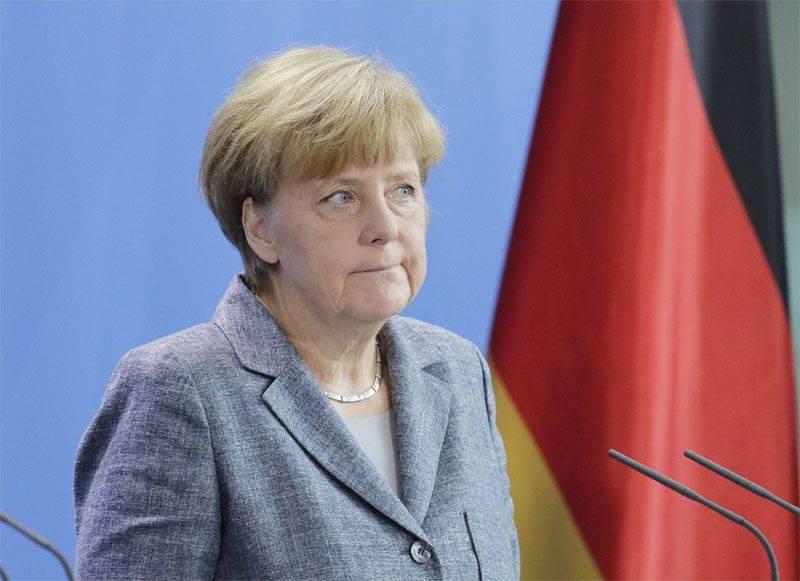 메르켈 : 난민의 유입으로 독일이 바뀔 것입니다.