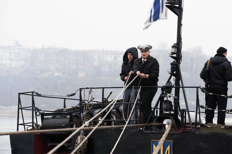 """ウクライナ、より多くの海を構築するために集まった土地に加えて、 """"stenu"""""""