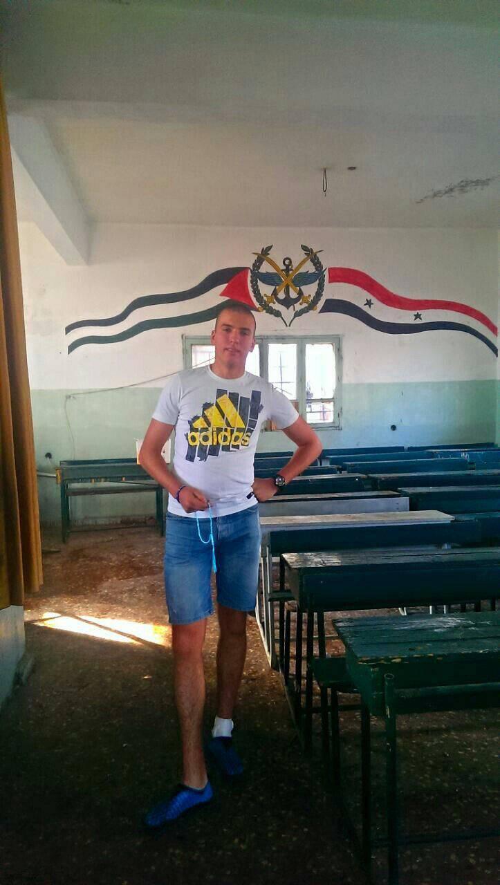 平日在叙利亚塔尔图斯的俄罗斯海军基地