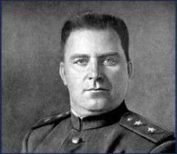 Autografo del generale Derevyanko