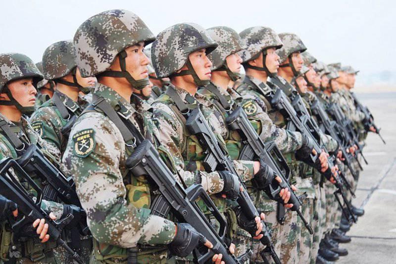 La fanteria diventerà marinai?