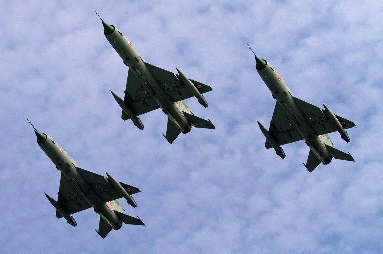 インドはMiG-21の寿命を2020 gに延長することを決定しました