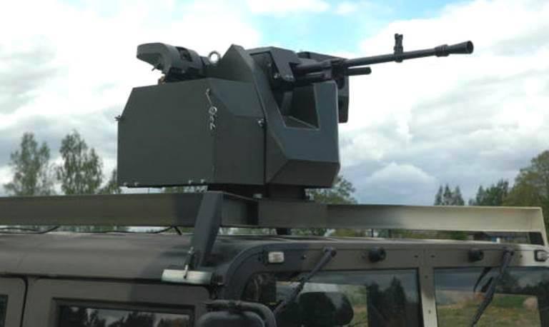 「Kalashnikov」はRAE-2015展の間に新しい戦闘モジュールの能力を示すでしょう