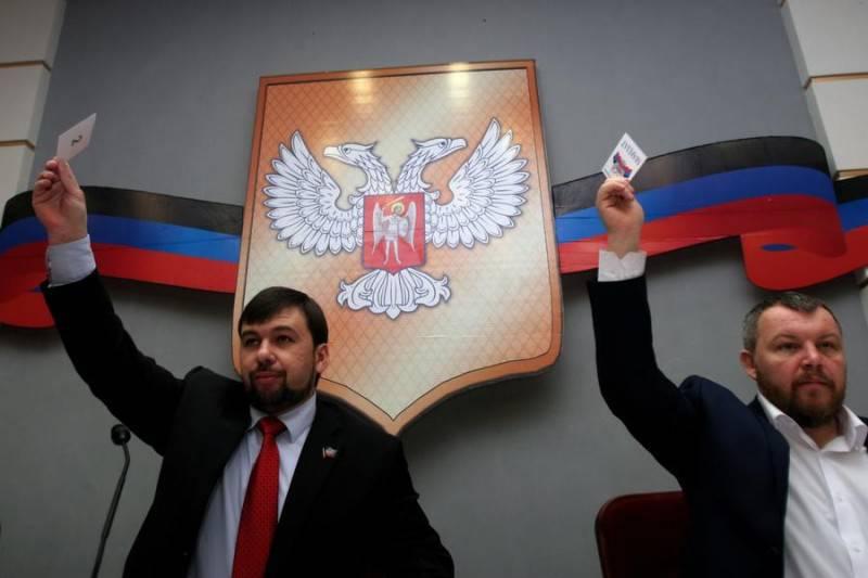 Denis Pushilin의 거짓말로부터 이득을 보는 사람 : 신체 상해 또는 무법인가?