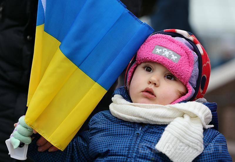 Perché mia figlia non è diventata la mia Ucraina