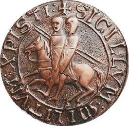 最初の騎士団の命令の十字軍