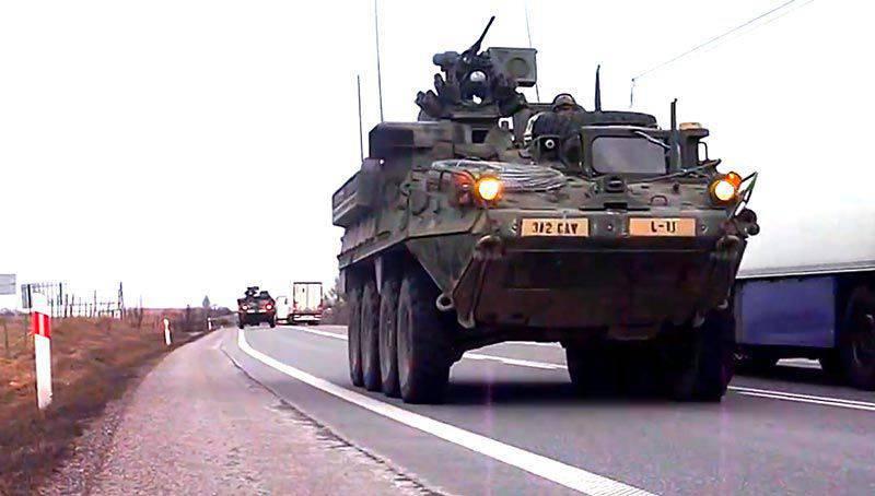 """L'armée américaine traverse le territoire tchèque pour participer à l'exercice """"Brave Warrior"""" en Hongrie"""