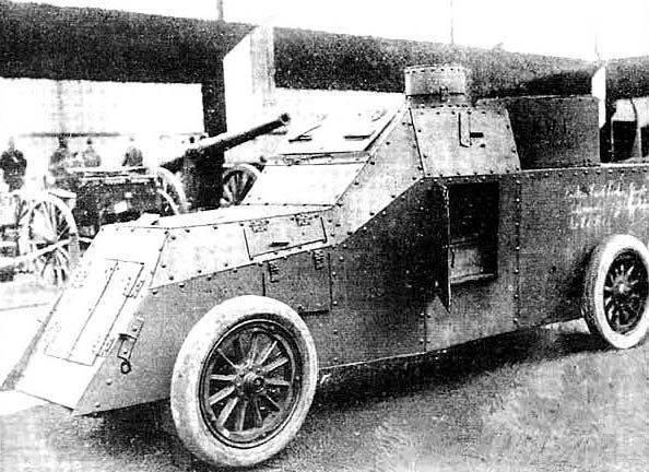 Usine d'Izhora pour véhicules blindés mitrailleurs