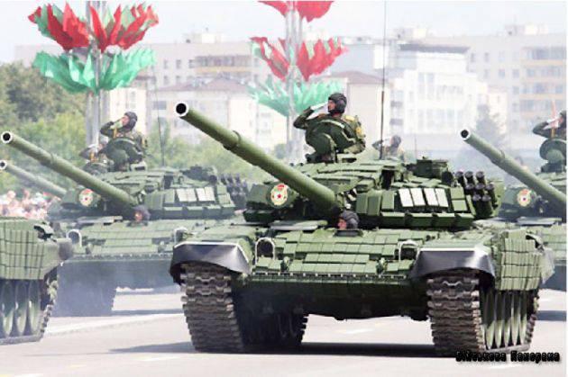 Quelle est la force de l'armée biélorusse?