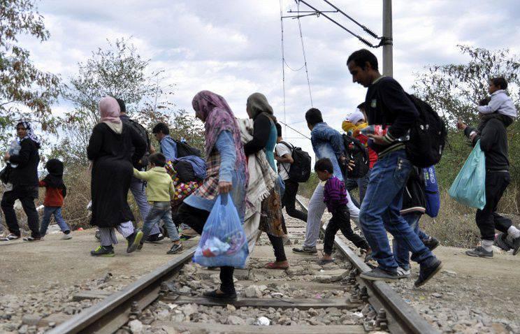 Que faire avec les réfugiés? L'Europe de l'Est accueille des milliers d'Africains et d'Asiatiques