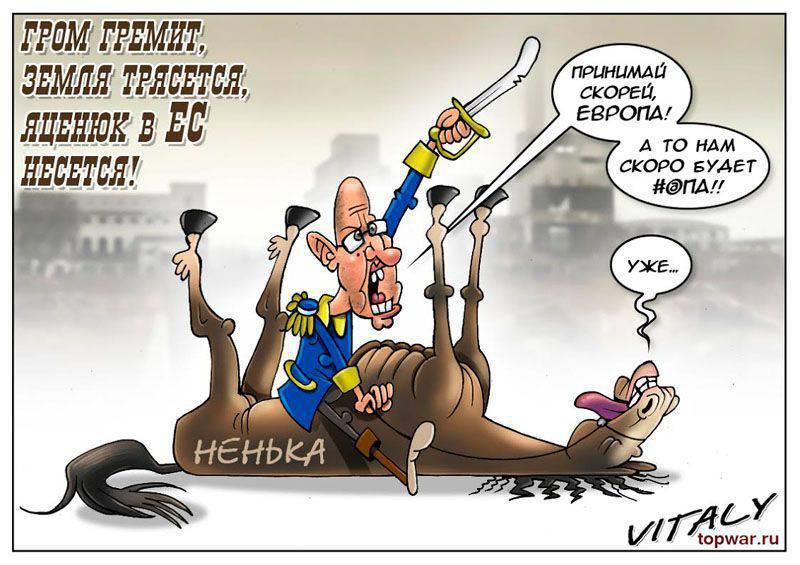 YatsenyukはDudaと会い、「ポーランドは私たちと共にいる」と宣言した。