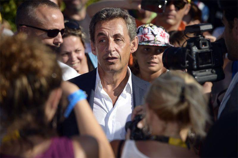 Sarkozy a appelé l'Occident à abandonner la politique de confrontation avec la Russie