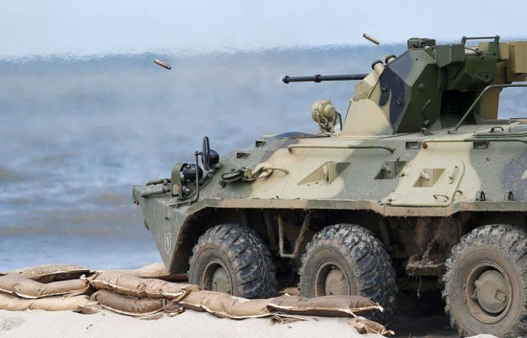 Belarus, BTR-82A grubunu satın aldı