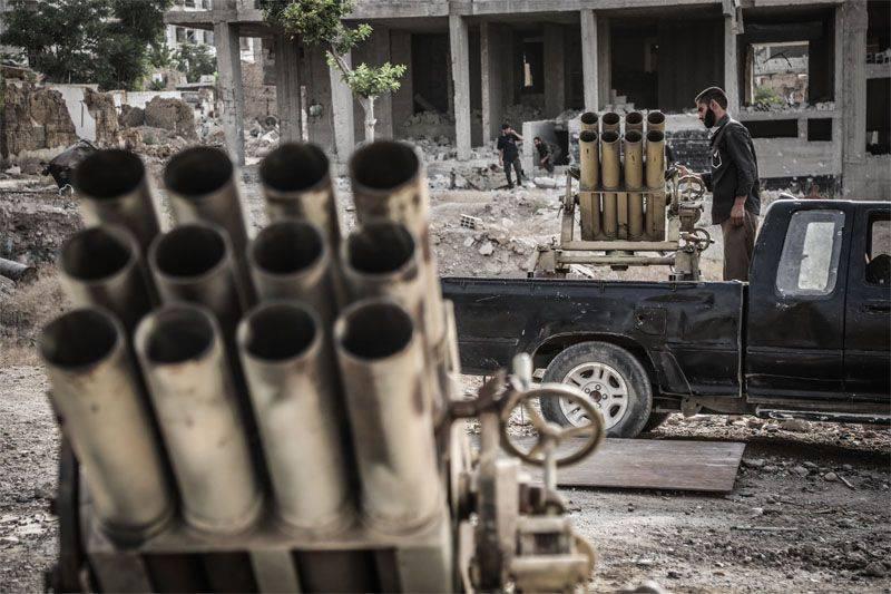 ロシアはシリアで「アフガニスタン」を繰り返すと予想されますか?