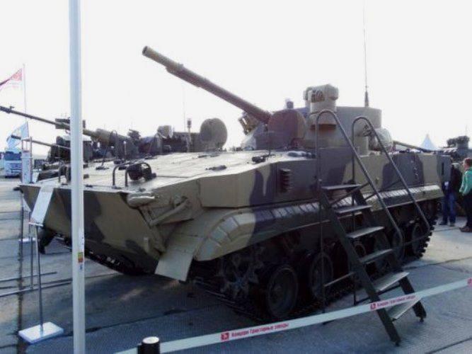 """RAE-2015의 BMP """"드라군"""""""