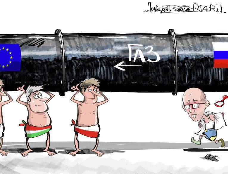 "Russophobia gazı vermemek! Polonya megalomanisine karşı ""Nord Stream 2"""