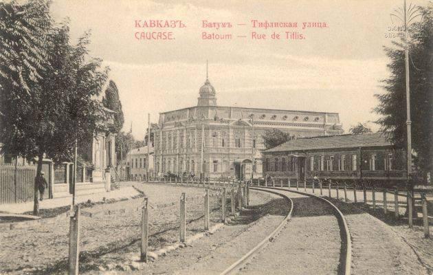 Turchi contro la Georgia russa: ribellione ad Adjara (1914 - 1915)