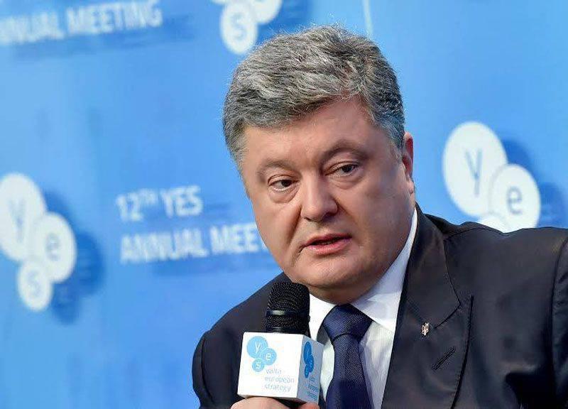 """포로 첸코 (Poroshenko) : 시리아에 도착한 """"러시아""""녹색 남성들이 중동 지역에서 폭력 사태를 불러 일으켰다. """""""