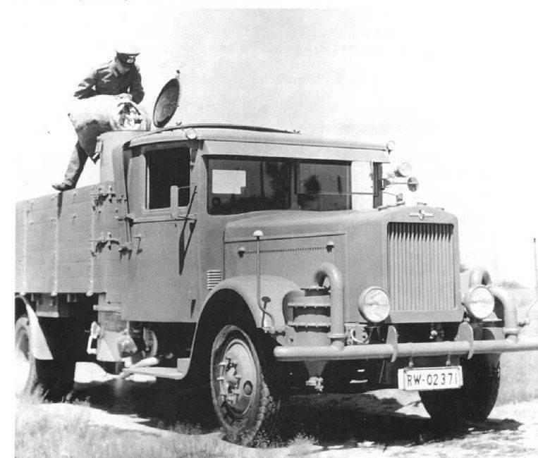 """Moonshine"" Panzerkampfwagen"
