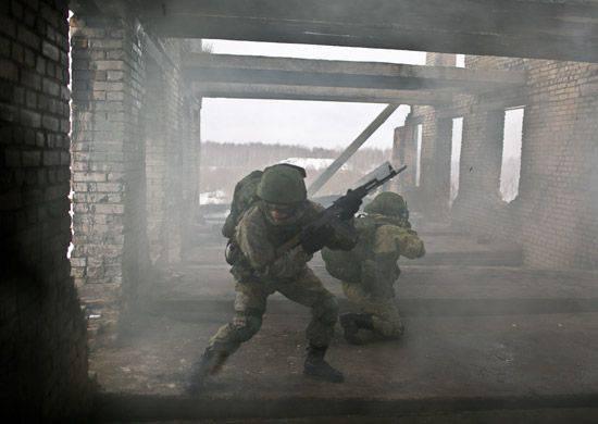 """Membre du complexe militaro-industriel: le camouflage """"Warrior-2"""" peut changer de couleur"""