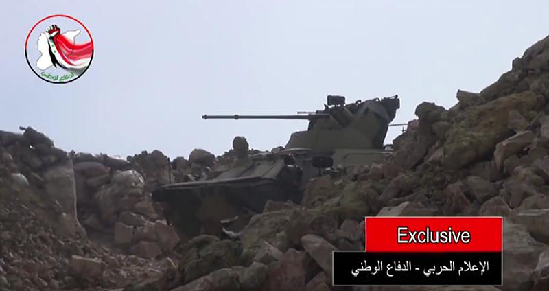 Rus ordusunun Suriye'deki iç savaşa doğrudan katılımının yeni kanıtları?
