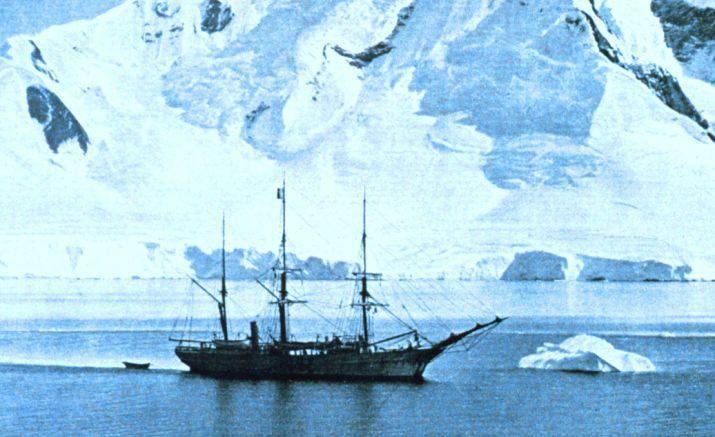Забытые русские первопроходцы Антарктики