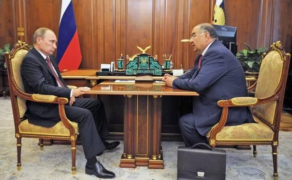 Amato Putin a favore o contro gli odiati oligarchi?