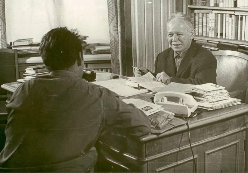 M.A.Sholokhov  -  I.V.スターリン