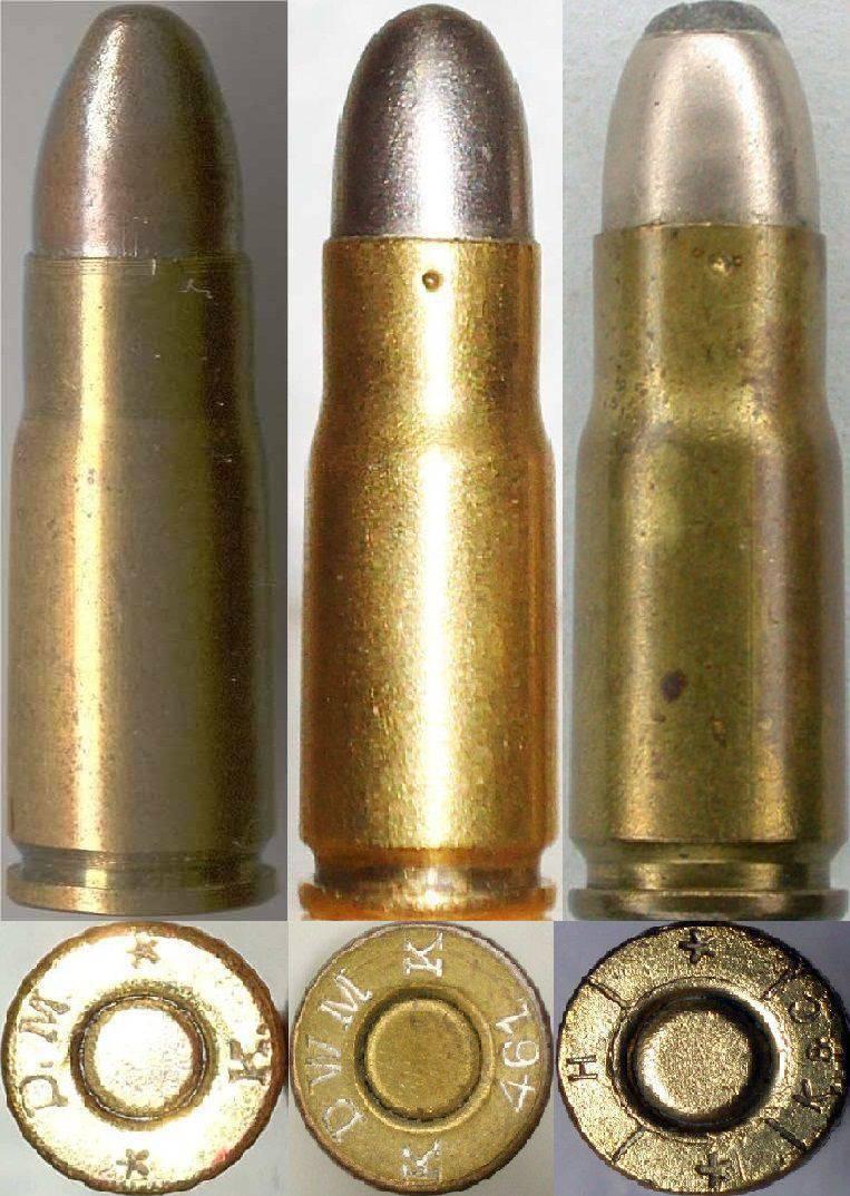 Pistolet Bergmann No.5 Modèle 1897 de l'année (Bergmann M1897 No.5)