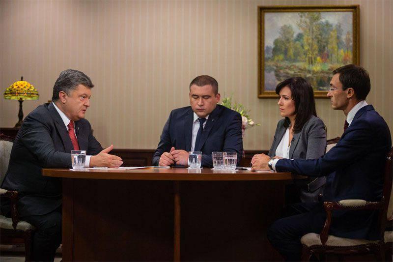 Poroshenkoは、2016年のミンスク協定の延長はそうではないと述べた