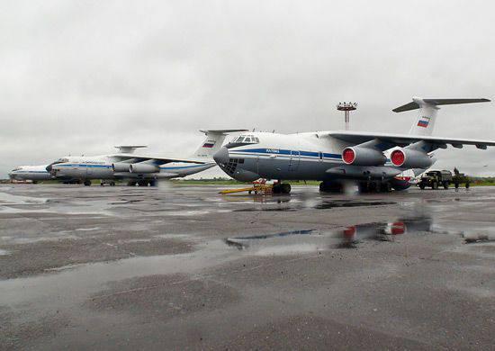 La Géorgie a déclaré qu'elle refuserait la Russie si elle demandait un espace aérien pour le passage des conseils de transport