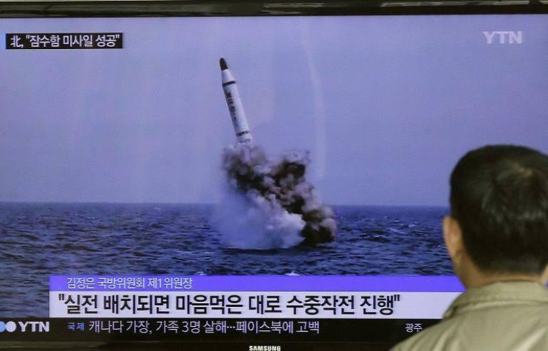 A Seoul, intende rispondere rigorosamente ai lanci di missili nordcoreani