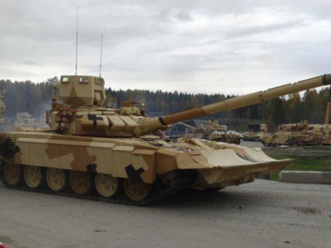 City T-72, RAE 2015'teki yabancı konukları etkiledi